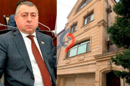 Rafael Cəbrayılovun milyonluq villası üzə çıxdı -