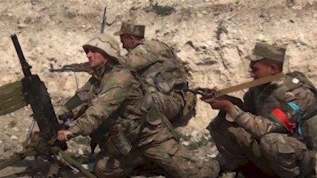 """""""Azərbaycan Ordusu Laçına yaxınlaşır"""" -"""