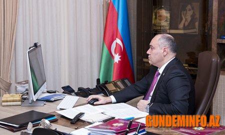 Səfər Mehdiyevin kontorunda tender müəmması